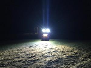 Headlights Plus ROPS Lights